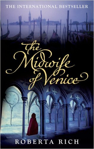 The Midwife of Venice - UK Edition