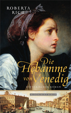 The Midwife of Venice - German Edition