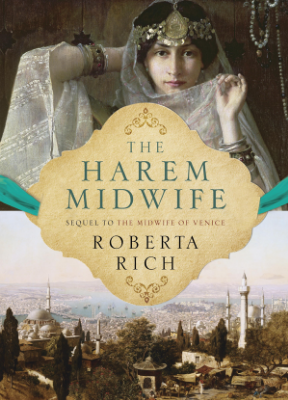 The Harem Midwife Cover